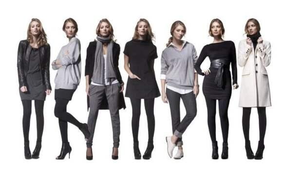 Базовый гардероб: Что это такое и как это носить