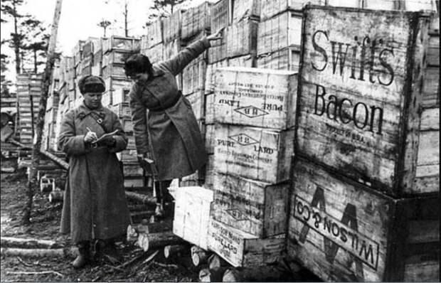 Как «щедрая» Америка обдирала СССР по ленд-лизу