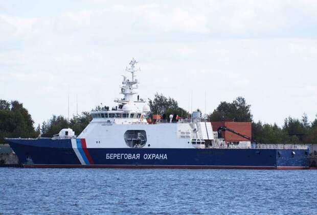 Россия задержала японское судно в ответ на аналогичные действия Токио
