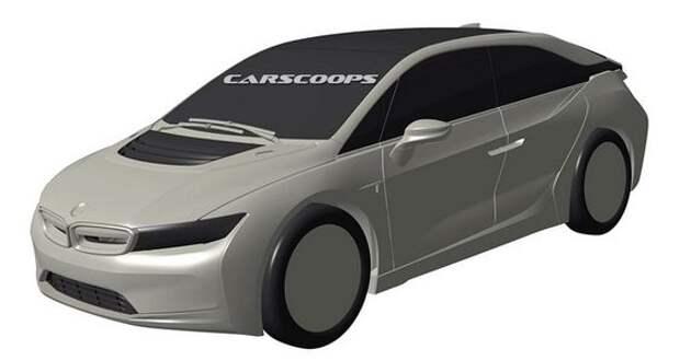 Держись, Tesla: новый кроссовер BMW «поплыл» по интернету