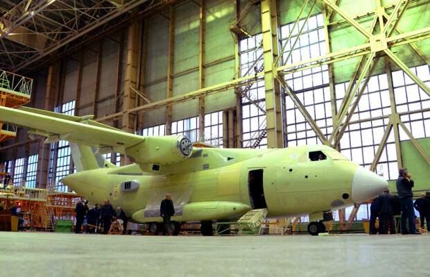 Почему Минпромторг заморозил проекты Ил-96-400М и Ту-204СМ