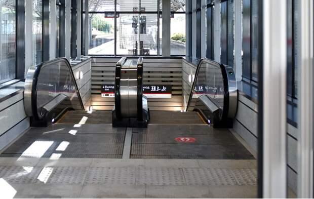 На будущей станции «Лианозово» началось строительство выхода к подземному переходу