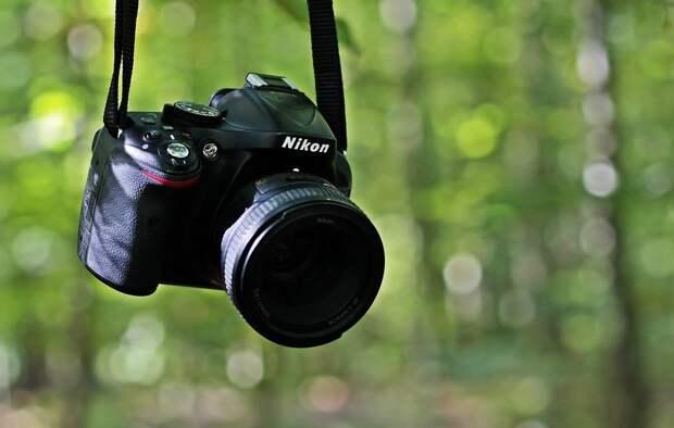 Зеркальная Фотокамера, Камеры, Камера, Фото, Фотография