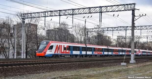 Собянин открыл первую новую станцию в рамках создания линии МЦД-3. Фото: Е.Самарин, mos.ru