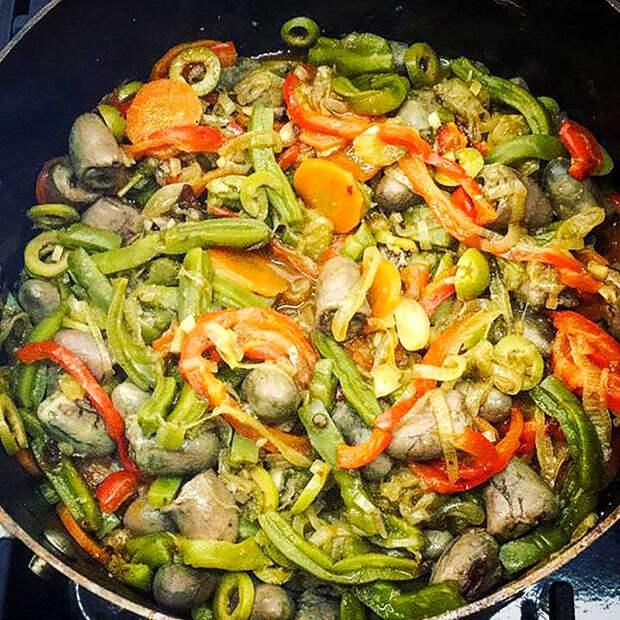 Рецепты от Маргариты Симоньян: Эскабече