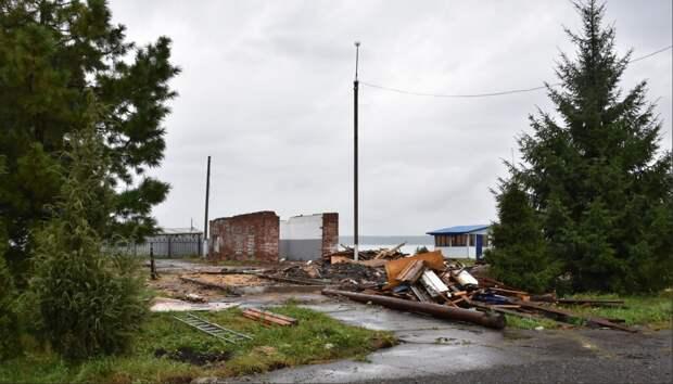 В Воткинске начали демонтаж здания спасательной станции