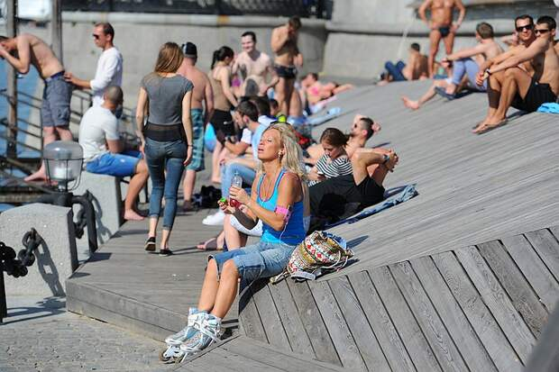 В Москву с 17 мая надвигается экстремальная жара с эффектом «погоды в пустыне»