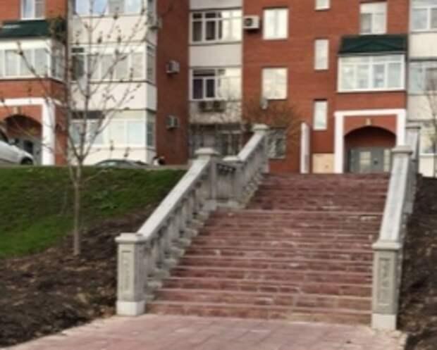Лестницу на Соколово-Мещерской улице решили не обновлять