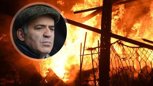 Каспаров высказал свою позицию по армяно-азербайджанскому конфликту: «Мы находимся в патовой ситуации»