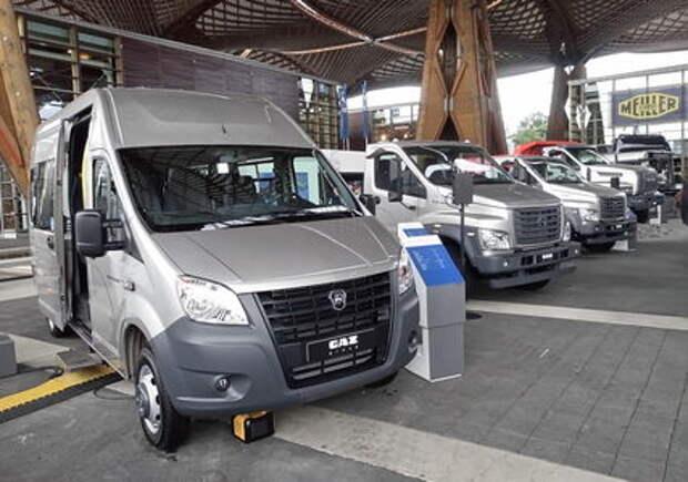 «Группа ГАЗ» нацелилась на экспорт