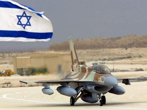 Израиль нанес серию авиаударов по Сирии