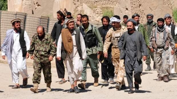 Афганские талибы захватили базу правительственных сил в провинции Логар