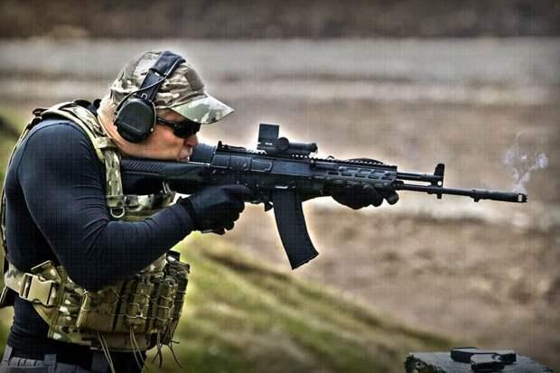 Американский спецназовец: «АК-74 словно смеëтся над нами»