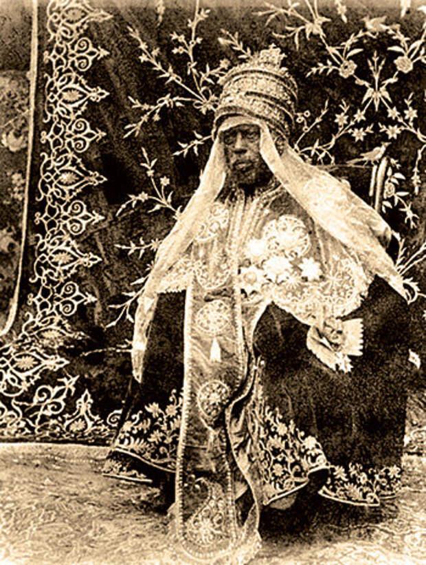 Негус Менелик II (1844–1913). В Африке только ему удалось не допустить европейцев-колонизаторов к захвату своей родины. Фото: РИА «НОВОСТИ»