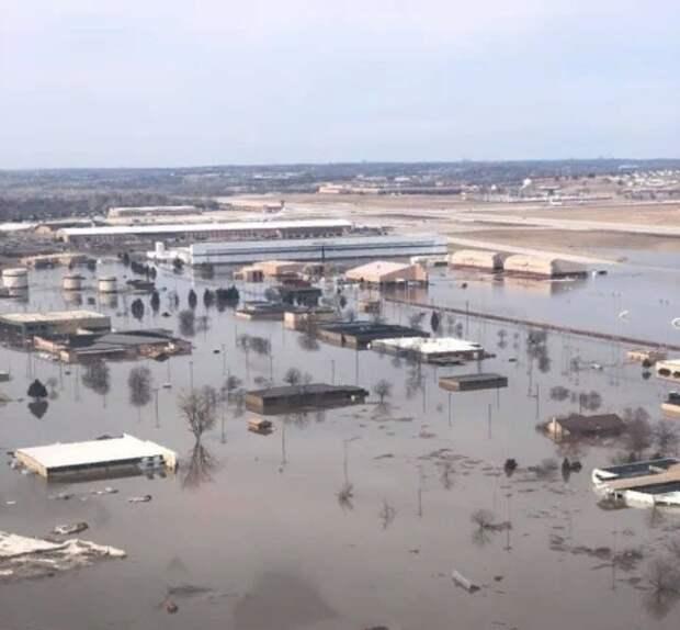 В США из-за наводнения погибли три человека