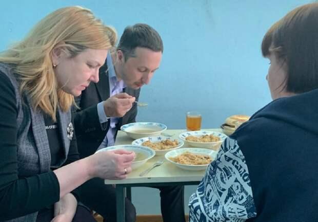 Давиду Мелик-Гусейнову понравились обеды в областном госпитале ветеранов войны