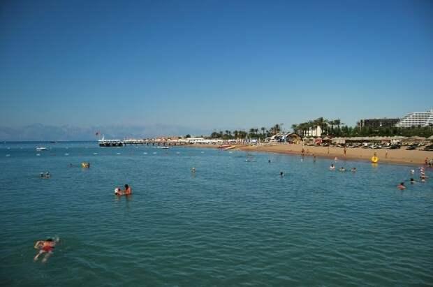 Турция предложила России модель безопасного туризма в курортных зонах