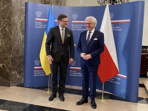 Украина договорилась с Польшей о совместном «возвращении» Крыма