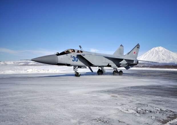 Вторая жизнь МиГ-31: истребитель РФ стал реальной угрозой для ВВС США