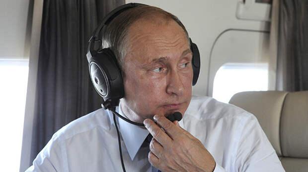 «Украины это не касается»: Кремль остроумно ответил Киеву о визите Путина в Крым