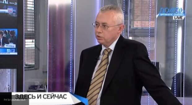 Журналист Владимир Соловьев – о вкладе Малашенко: его креатив работает до сих пор