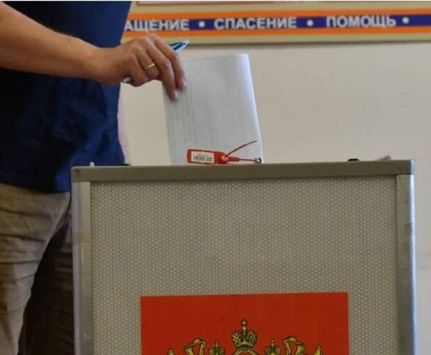 Россиянам разрешат голосовать несколько дней подряд
