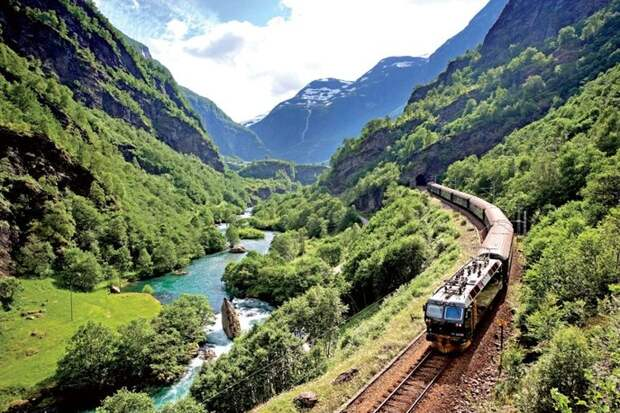 NewPix.ru - Самые знаменитые фьорды Норвегии