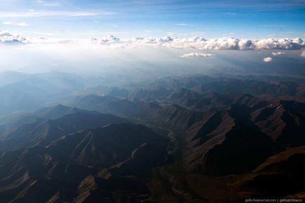 Якутские горы.