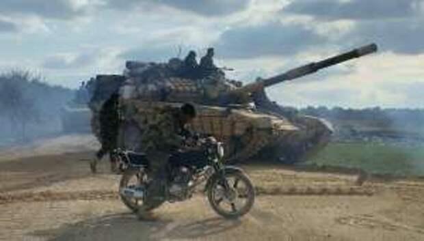 Операция в пустыне: захвачены спецгруппы ИГИЛ, охотившиеся за российскими и сирийскими военными