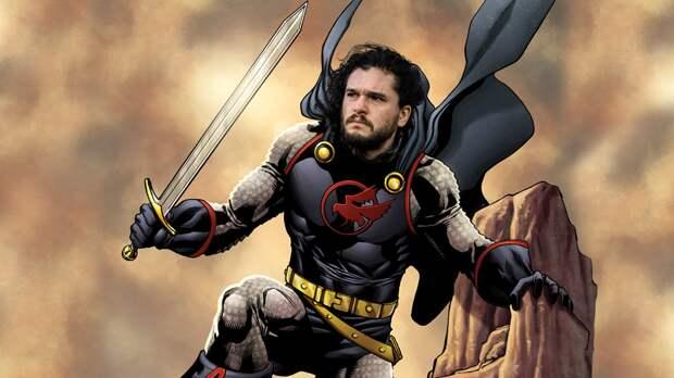 Кит Харингтон станет супергероем Marvel