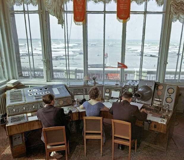 Внуково, 1961 год СССР, быт, воспоминания, ностальгия, фото