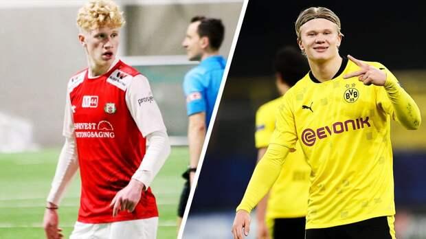 Невероятный брат Холанда: забил 64 гола в 37 матчах, равняется на Эрлинга и хочет быть суперзвездой