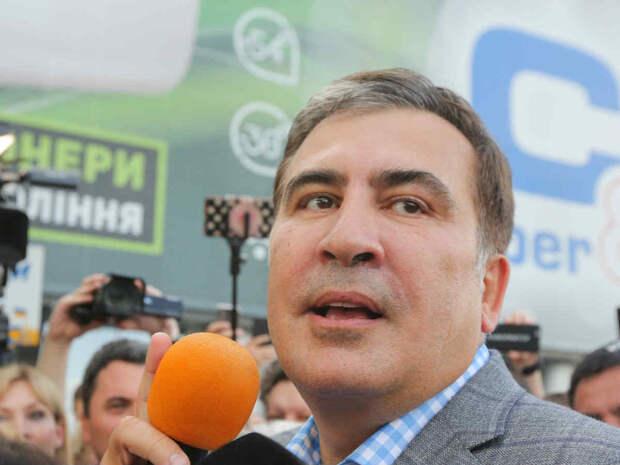 Саакашвили заявил, что победит на выборах в Грузии