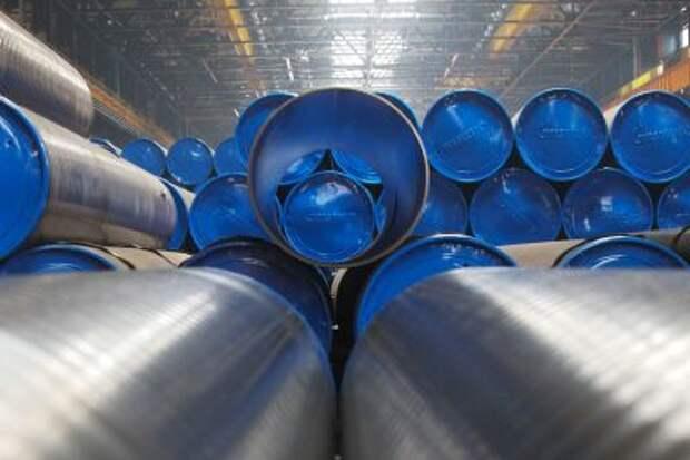 """""""Газпром"""" и ТМК обсудили сотрудничество компаний после объединения ТМК и ЧТПЗ"""