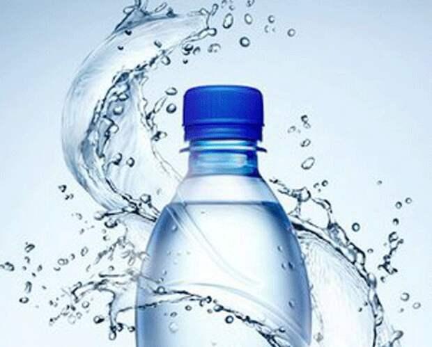 Минеральная вода - мочегонное