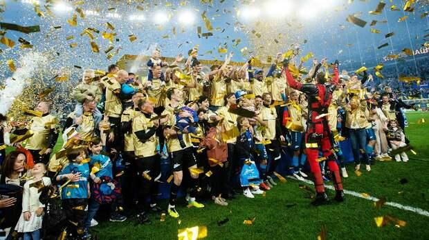 РПЛ — 3-я лига в Европе по росту уровня доходов. Позади остались АПЛ, Ла Лига, Серия А и Бундеслига