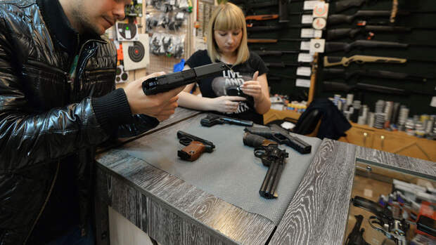 В Думу внесли законопроект об ужесточении контроля за выдачей оружия