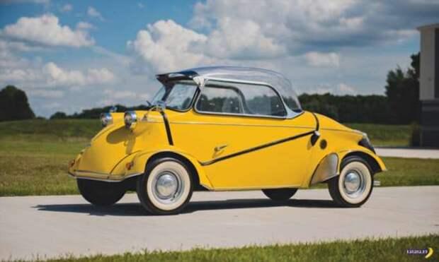 1960 F.M.R. TG 500 Tiger Minicar