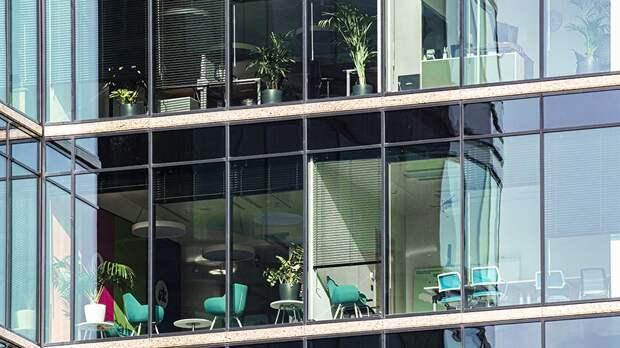 После пандемии 35% компаний запланировали снизить площадь офисов