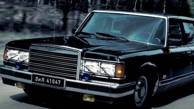 Раритетный лимузин из СССР выставлен на продажу в США за 14 млн рублей
