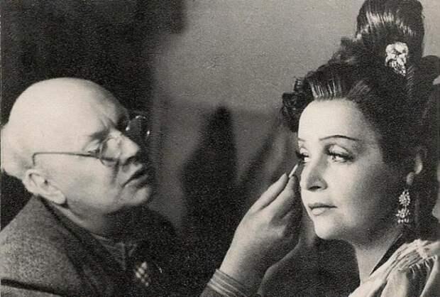 Юрий Завадский и Вера Марецкая. / Фото: www.culture.ru