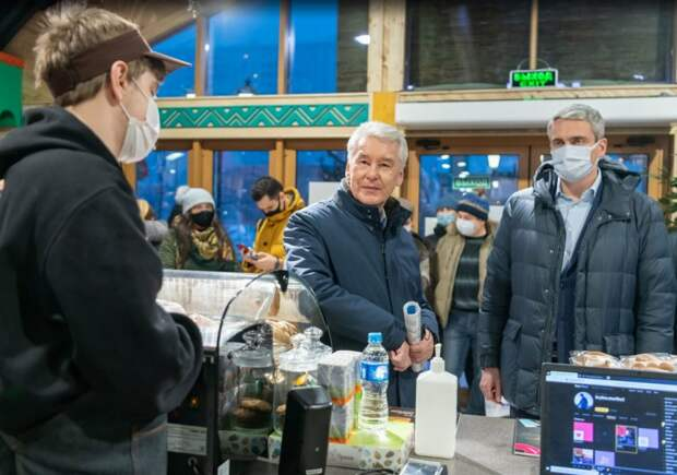 Фото: Владимир Новиков/Пресс-служба мэра и Правительства города/Агентство «Москва»