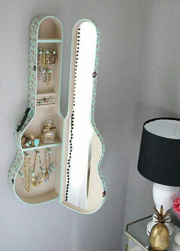 Полка для скрипачки