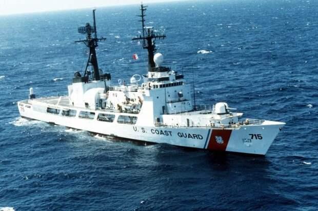 Корабли США и Грузии провели учения в Чёрном море