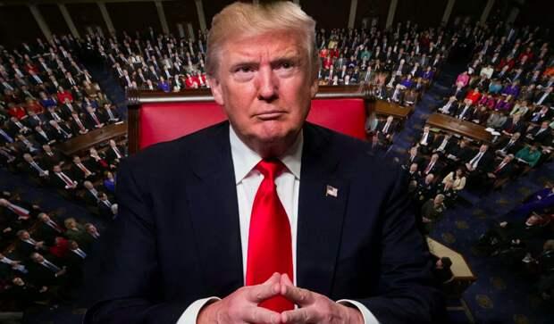 """Госпереворот по свержению Трампа переходит к """"плану Б"""""""