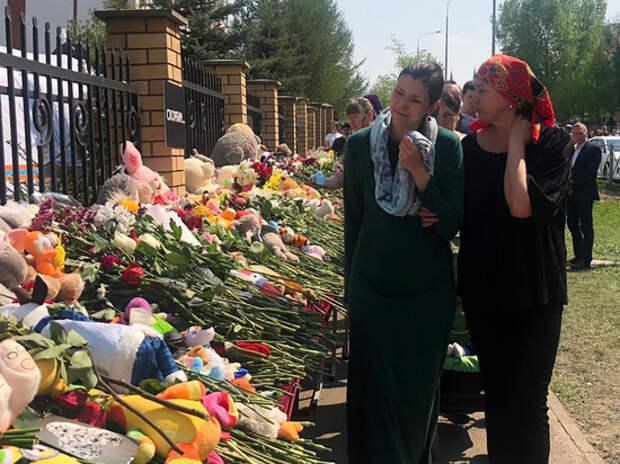 «Почему дети расплатились за поступки взрослых»: Казань оплакивает жертв расстрела