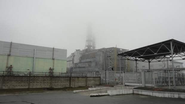 Новые опасные ядерные реакции зафиксированы в зоне Чернобыльской АЭС