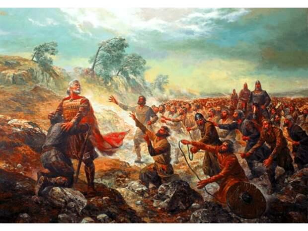Как император Византии Василий II правил 65 лет и за что воевал с болгарами