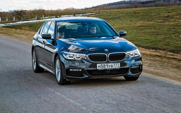 Во что превратили «пятерку» BMW?
