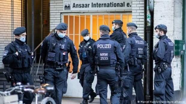 ВФРГ запретили исламистскую группировку, позиционирующую себя как «гуманитарную»